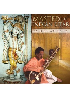 Rash Behari Datta - Master of the Indian Sitar (Music CD)