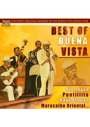 Various Artists - Best of Buena Vista (Music CD)