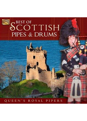 Queen's Royal Pipers - Best of Scottish Pipes & Drums (Music CD)