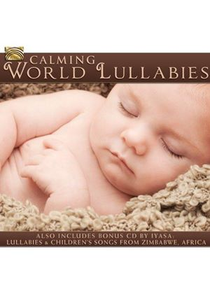 Various Artists - Calming World Lullabies (Music CD)