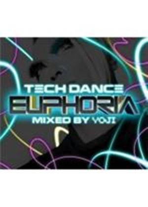Various Artists - Tech Dance Euphoria (Mixed By Yoji) (Music CD)