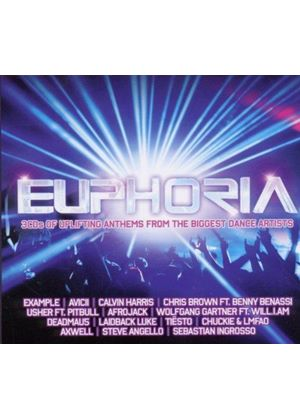 Various Artists - Euphoria 2011 (Music CD)