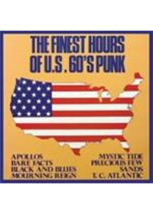 Various Artists - Finest Hours Of US 60s Punk, The (Music CD)
