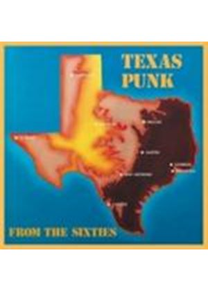 Various Artists - Texas Punk From The 60s (Music CD)