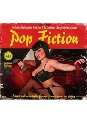 Various Artists - Pop Fiction (Rarest And Collectable Sounds From The Sixties) (Music CD)