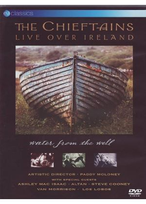 Chieftains - Live Over Ireland / Water From The Well