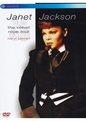 Janet Jackson - The Velvet Rope Tour