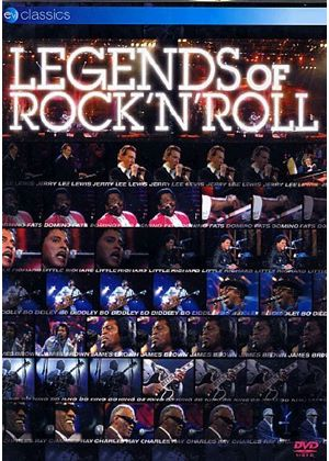 Legends Of Rock N Roll
