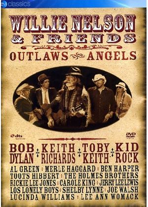 Willie Nelson & Friends: Outlaws & Angels (Music CD)