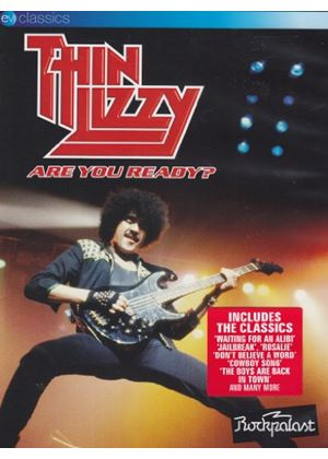 Thin Lizzy - Are You Ready?