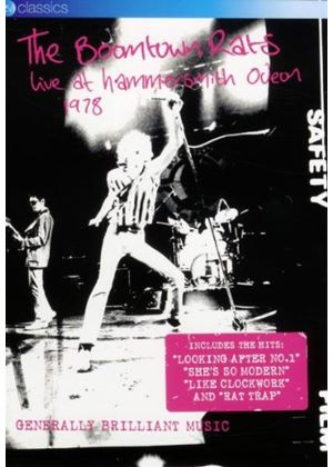 Boomtown Rats - Live In Hammersmith Odeon 1978