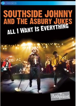Southside Johnny And The Asbury Jukes - All I Want Is Everything