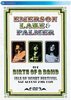 Emerson, Lake And Palmer - The Birth Of A Band