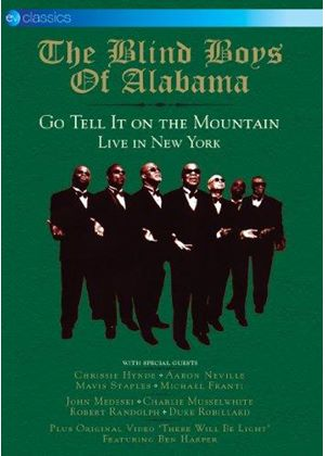 Blind Boys of Alabama (The) - Go Tell It on the Mountain [DVD Audio] (Music CD)