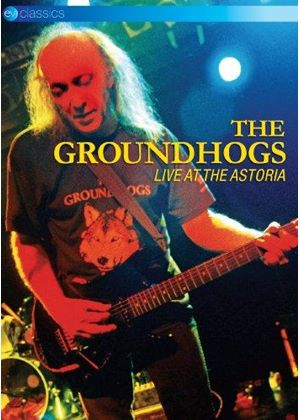 Groundhogs - Live at the Astoria (Live Recording) [DVD Audio] (Music CD)