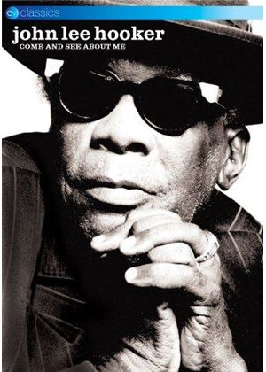 John Lee Hooker - Come and See About Me [DVD Audio] (Music CD)