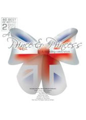 Various Artists - A Prince & Princess (A Wedding Celebration) (2 CD) (Music CD)