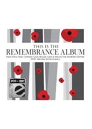 Various Artists - This Is The Remembrance Album (+DVD)