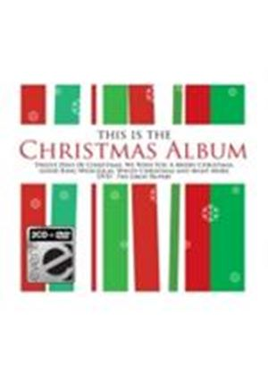 Various Artists - This Is The Christmas Album (+DVD)