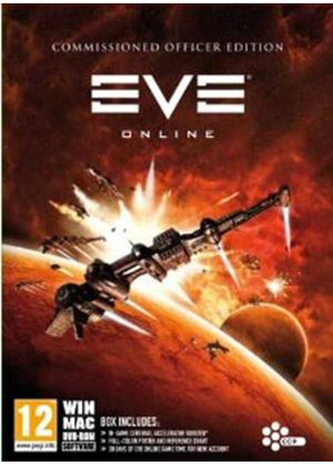 Eve Online - Commissioned Officer Edition (PC/Mac DVD)
