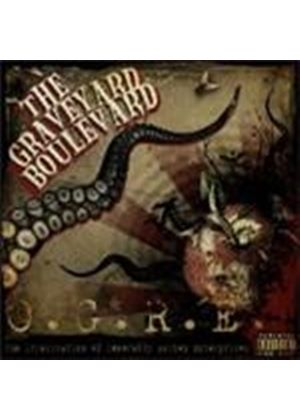 Graveyard Boulevard (The) - O.G.R.E. (Parental Advisory) [PA] (Music CD)