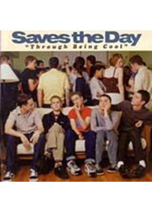Saves The Day - Through Being Cool (Music CD)