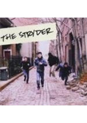 Stryder - Masquerade In The Key Of Crime (Music Cd)