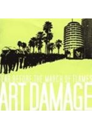 Fear Before The March Of Flame - Art Damage (Music Cd)