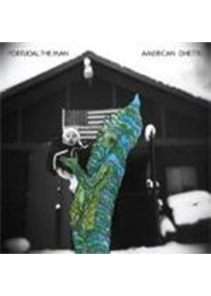 Portugal. The Man - American Ghetto (Music CD)