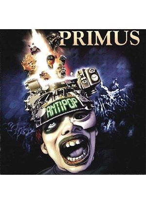 Primus - Antipop (Music CD)