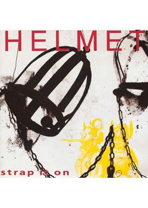 Helmet - Strap It On (Music CD)