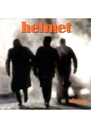 Helmet - Aftertaste (Music CD)