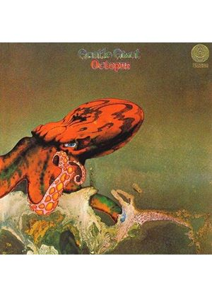 Gentle Giant - Octopus (Music CD)