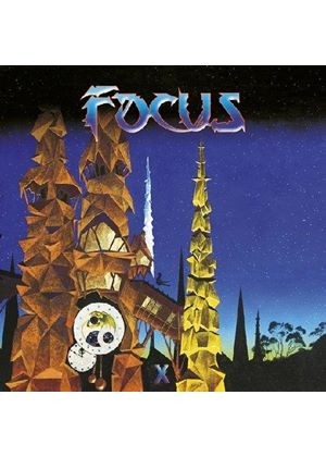 Focus - X (Music CD)