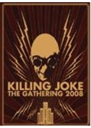 Killing Joke - Gathering 2008, The (Music CD)