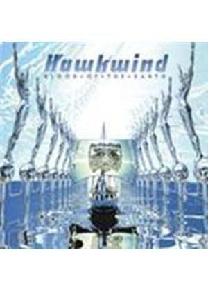 Hawkwind - Blood Of The Earth (Music CD)