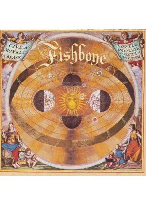 Fishbone - Give a Monkey a Brain and He'll Swear He's the Center of the Universe (Parental Advisory) [PA] (Music CD)