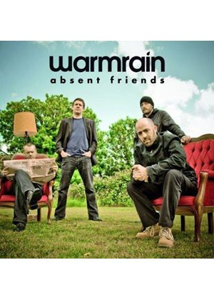 Warmrain - Absent Friends (Music CD)