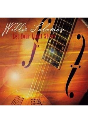 Willie Salomon - Let Your Light Shine (Music CD)