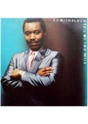 L.J. Reynolds - Tell Me You Will (Music CD)
