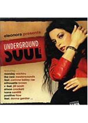 Various Artists - Underground Soul (Music CD)
