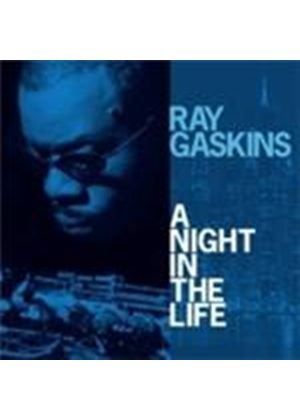 Ray Gaskins - Night In The Life, A (Music CD)