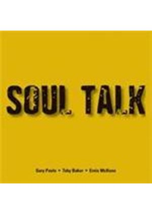 Soul Talk - Soul Talk (Music CD)