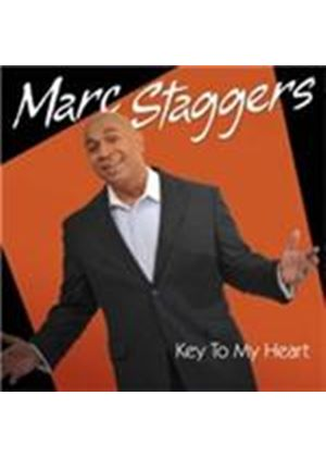 Marc Staggers - Key To My Heart (Music CD)