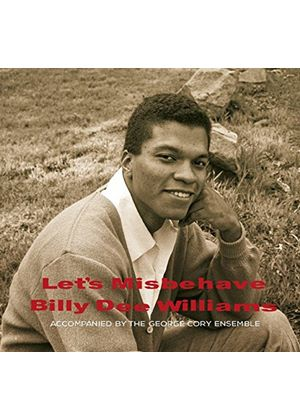 Billy Dee Williams - Let's Misbehave (Music CD)
