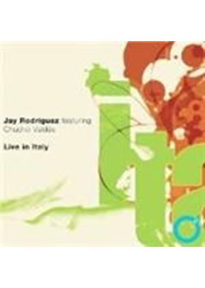 JAY RODRIGUEZ - LIVE IN ITALY