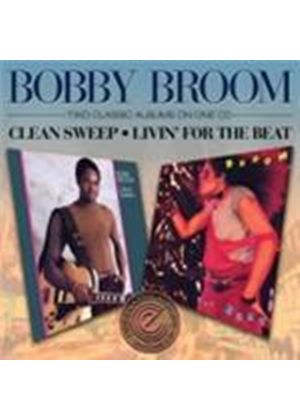 Bobby Broom - Clean Sweep/Livin' For The Beat (Music CD)