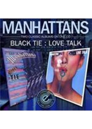 Manhattans (The) - Black Tie/Love Talk (Music CD)