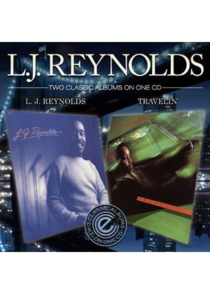 L.J. Reynolds - L.J. Reynolds/Travelin' (Music CD)