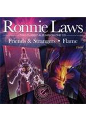 Ronnie Laws - Friends And Strangers/Flame (Music CD)